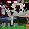 """Milk Bottle Farm"" Exhibit<br /> <br /> ""CHILDREN'S MUSEUM OF MEMPHIS"" 2014<br />  2525 Central Avenue<br />  Memphis, TN"
