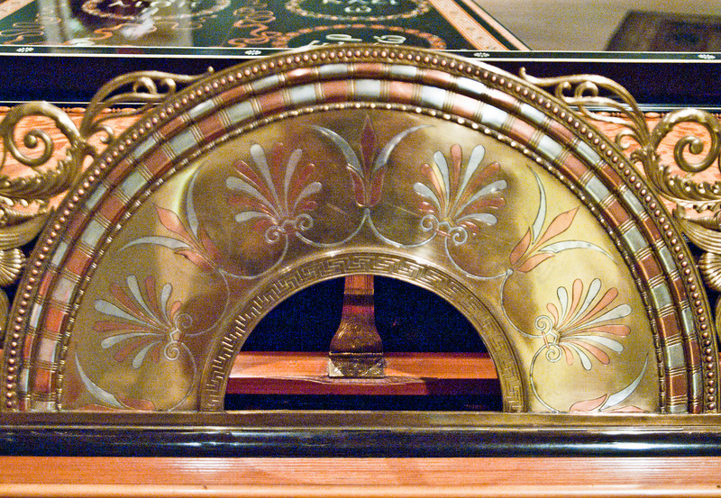 Piano Detail