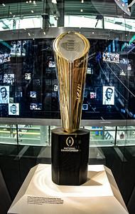 College Football Hall of Fame Museum - Atlanta, Georgia