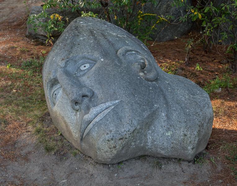 Listening Stone