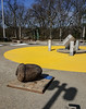Sundial Plaza with Acorn