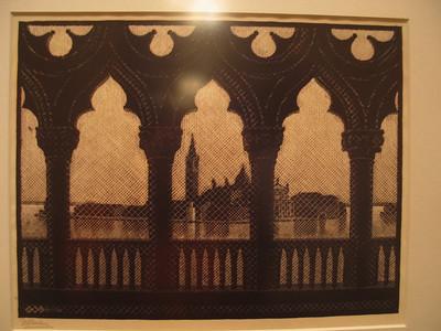 Venice, 1936 (woodcut)