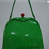 "August 21, 2014<br /> <br />  I love this bright and bold green color.  I would carry this purse!<br /> <br /> ""ESSE PURSE MUSEUM""<br /> Little Rock, AR"