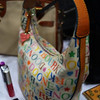 "Dooney and Bourke Purse<br /> <br /> 1990 - 1999 Purse Collection<br /> <br /> ""ESSE PURSE MUSEUM""<br /> Little Rock, AR"