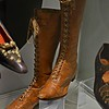 "November 26, 2016<br /> <br /> ""A Walk In Her Shoes"" Exhibit (October 11, 2016 - January 15, 2017)<br /> <br /> ""A Walk In Her Shoes traces the steps of the American woman over the course of 100 years. Beginning at the turn of the twentieth century, the exhibit reflects on the evolving styles, materials, silhouettes, and function in women's footwear. From restrictive lace-up leather boots and painted silk peep-toe heels to glamorous stiletto pumps and chunky punk scene platforms, the exhibit showcases major trends in women's shoes in North America and Europe. The museum hopes it will also raise questions about women's evolving mobility, social positions, and expressive choices in the public sphere.""<br /> <br /> ""The artifacts on display represent a diverse array of designers and craft origin. Visitors can expect to see shoes by mid-century greats like Christian Dior, Bally, Salvatore Ferragamo, and Mary Quant, end-of-century stunners by Christian Louboutin, Thierry Mugler, and Yves Saint Laurent, and everything in between. In addition to these haute couture lines, the exhibit draws from Caribbean, South American, Asian, and American designs as well.""<br /> <br /> ""A Walk in Her Shoes features 50 pairs from the collection of the Fashion History Museum in Cambridge, Ontario, Canada as well as an extensive selection from ESSE Purse Museum's own collection.""<br /> <br /> ~ Reprinted text from the museum's official website here:<br /> <br /> <a href=""http://www.essepursemuseum.com/exhibits/temporary-exhibits/"">http://www.essepursemuseum.com/exhibits/temporary-exhibits/</a><br /> <br /> ESSE Purse Museum<br /> 1510 South Main Street<br /> Little Rock, AR 72202<br /> <br /> Official website: <br /> <br /> <a href=""http://essepursemuseum.com"">http://essepursemuseum.com</a>"