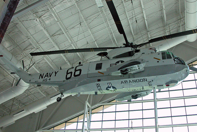 149006 (FW-66/162711) Sikorsky UH-3H Sea King c/n 61080 McMinnville/KMMV/MMV 09-05-09