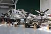 N207EV (483785/K) Boeing VB-17G Flying Fortress c/n 32426 McMinnville/KMMV/MMV 09-05-09
