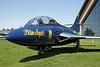 146417 (7) Grumman TF-9J Cougar c/n Bu146417 McMinnville/KMMV 09-05-09