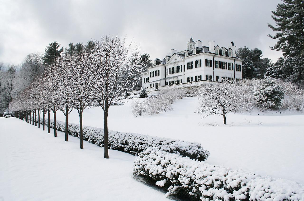 The Mount Estate & Gardens. Lenox, MA