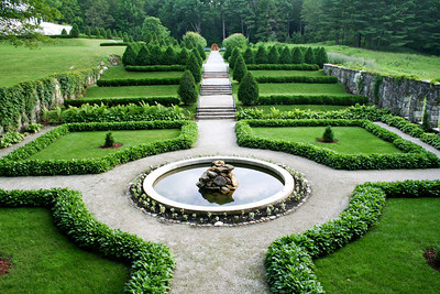 The Mount Estate & Gardens. Lenox, MA