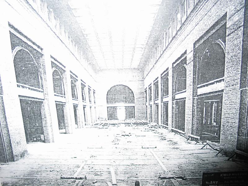 Stanley Field Hall