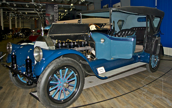 The Fountainhead Antique Auto Museum collection in Fairbanks, Alaska features over 84 American made antique automobiles and showcases the interesting heritage of the automobile during Alaska's post-Gold Rush era. The collection includes rare gems like a 1899 Hertel, 1904 Stevens-Duryea, 1917 Owen-Magnetic, 1921 Heine-Velox, 1933 Auburn V-12 dual ratio custom speedster and 1938 Elto Midget.  Several autos are the only models of their marques known to remain, including an 1898 Hay Motor Vehicle, 1906 Compound, and 1920 Argonne. Twenty-three autos previously resided in the William Harrah, Parker Wickham, Henry Austin Clark and Al Garganigo collections. The Fountainhead Antique Auto Museum is located at Wedgewood Resort, minutes from downtown Fairbanks. The on-site hotel and suites, seasonal restaurant, meeting facilities, banquet services and adjacent wildlife sanctuary make this American made antique automobilemuseum a perfect destination for all those who venture to Fairbanks Last Frontier. http://www.fountainheadmuseum.com/