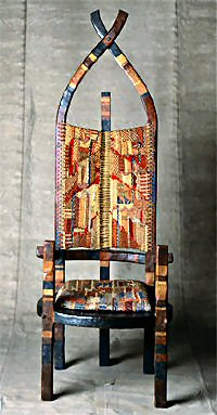 """African Chair"""