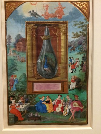 The Alchemy of Color in Medieval Manuscripts