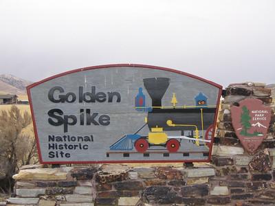 Golden Spike Shop