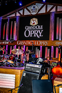 Grand Ole Opry - Nashville, Tennessee