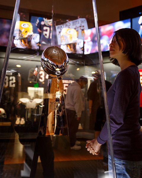 Shalimar and the Lombardi Trophy