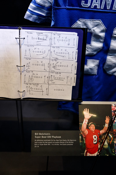 Bill Belichick's Super Bowl XXV Playbook