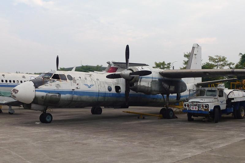 "B-3414 Antonov An-24B ""C.A.A.C."" c/n 37309003 Guangzhou/ZGGG/CAN 15-11-12"