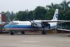 """B-3486 Xian Y-7-100C """"China Northern Airlines"""" c/n 07705 Guangzhou/ZGGG/CAN 15-11-12"""
