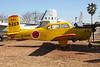 """6263 (63) Fuji KM-2 """"JMSDF"""" c/n TM-33 Kanoya/RJFY 16-01-14"""