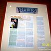 """""""THE JIM HENSON DELTA BOYHOOD EXHIBIT"""" 2007 <br /> Leland, MS"""