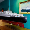 Los Angeles Maritime Museum : The Los Angeles Maritime Museum creates an awareness and appreciation of the maritime history of coastal California, with an emphasis on the people and institutions of the port city of Los Angeles. The Museum is located in the 1941 Municipal Ferry Terminal, now on the National Register of Historic Places. From 1941-1963, a ferry system transported thousands of passengers to the canneries and military bases on Terminal Island, where they could also make connections to neighboring cities and towns.  http://www.lamaritimemuseum.org/