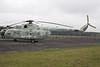 """93+92 Mil Mi-9 """"German Air Force"""" c/n 340006 Berlin-Gatow/EDBG/GWW 21-10-09"""