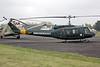 """D-HATE Dornier UH-1D Iroquois """"Bundesgrenzschutz"""" c/n 8063 Berlin-Gatow/EDBG/GWW 21-10-09"""