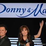 June 2017  I loved watching DONNIE AND MARIE OSMOND on television during my early teenage years.