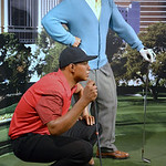 June 2017  Putt a round with TIGER WOODS & JACK NICKLAUS.  World number one and winner of 13 major championships, 9 times PGA player of the year and one of the highest paid athletes in the ...