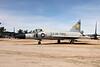 56-1114 Convair F-102A Delta Dagger c/n 8-10-331 March (M)/KRIV/RIV 27-01-18