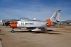 50-0560 (FU-560) North American F-86D Sabre c/n 165-106 March (M)/KRIV/RIV 27-01-18