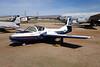 57-2316 Cessna T-37B Tweety Bird c/n 40249 March (M)/KRIV/RIV 27-01-18