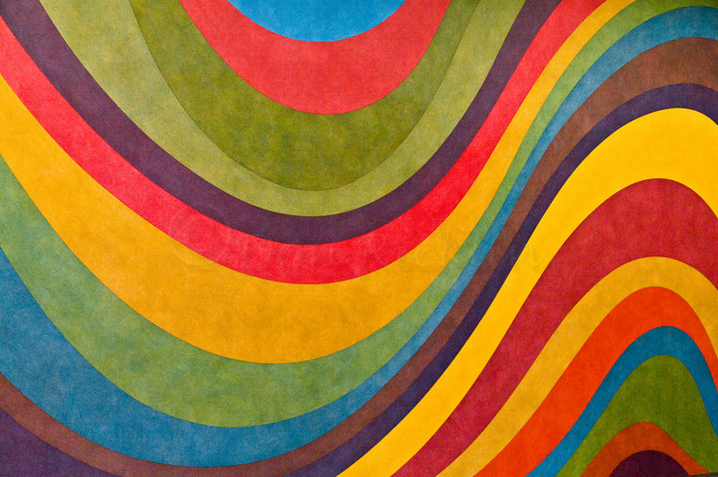 Sol LeWitt: A Wall Drawing Retrospective detail
