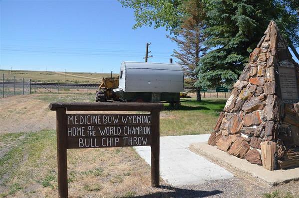 Medicine Bow Wyoming