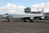 45570 (FE) Douglas DC-8-53 c/n 45570 Paris-Le Bourget/LFPB/LBG 07-03-07