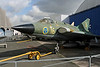 35069 (36) SAAB Draken J-35A c/n 35069 Paris-Le Bourget/LFPB/LBG 07-03-07