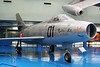 01 Dassault Mystere IVA c/n 01 Paris-Le Bourget/LFPB/LBG 07-03-07