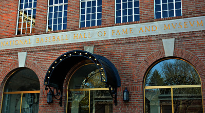 National Baseball Hall of Fame & Museum Main Entrance
