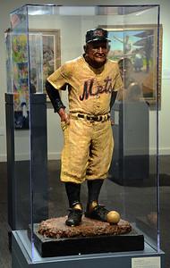 Casey Stemgel artwork in the National Baseball Hall of Fame & Museum