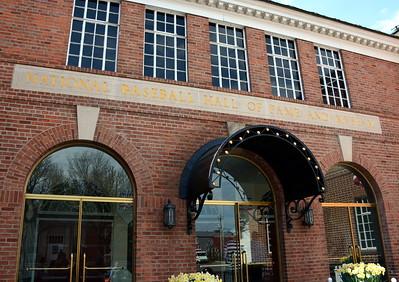 National Baseball Hall of Fame & Museum Main Entranceway