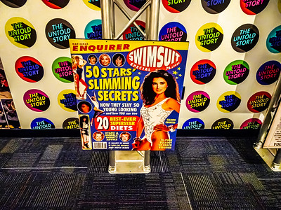 National Enquirer Live! Museum - Piegon, Forge Tennessee