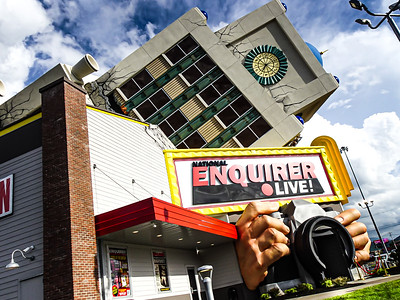National Enquirer Live! Museum - Pigeon, Forge Tennessee