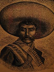 Portrait de Zapata