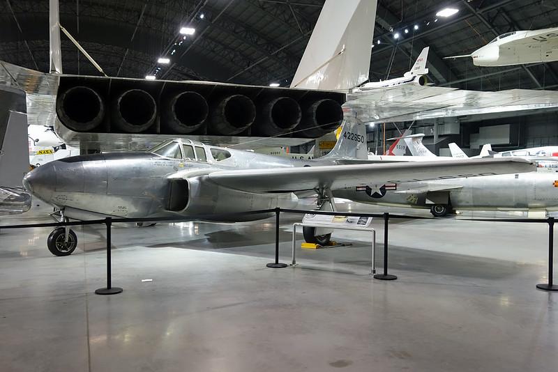 44-22650 (PJ-650) Bell P-59B Aircomet c/n 27-58 Wright-Patterson/KFFO/FFO 01-08-16