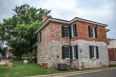 Old Jail Museum - Leonardtown, Maryland