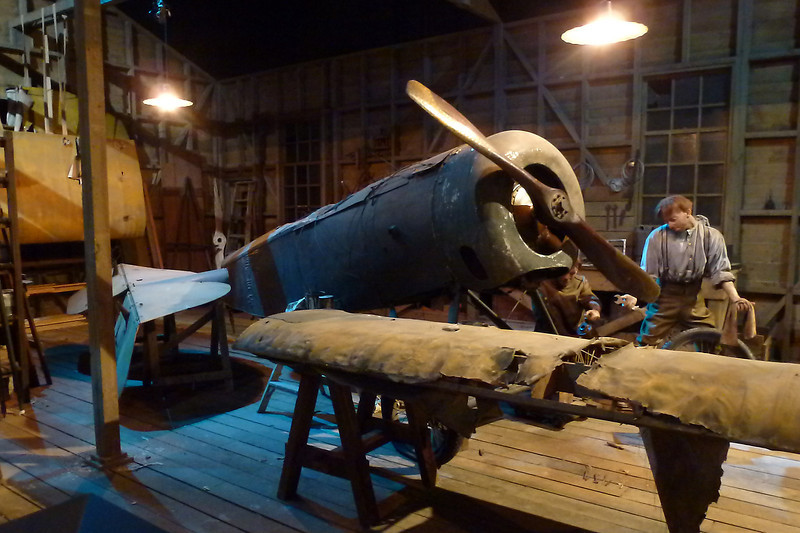 Unknown Thomas-Morse S.4 Scout c/n unknown Blenheim-Omaka/NZOM 25-03-12