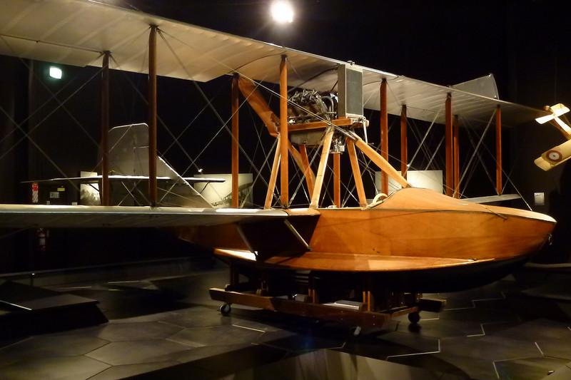N903 Curtiss MF Seagull c/n unknown Blenheim-Omaka/NZOM 25-03-12
