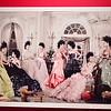 """Oscar de la Renta's designs in Vogue, December 2010.<br /> <br /> """"OSCAR DE LA RENTA: AN AMERICAN ICON"""" 2013<br /> William J. Clinton Presidential Library and Museum<br /> 1200 President Clinton Ave<br /> Little Rock, AR 72201"""